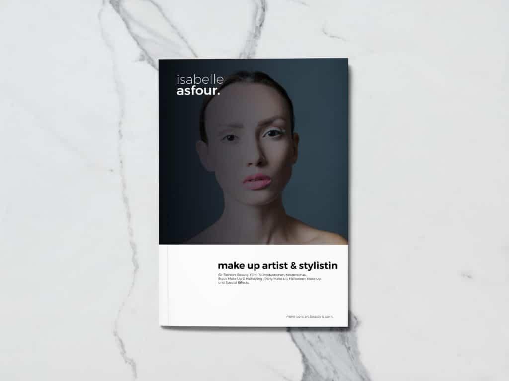 Broschüre / Portfolio